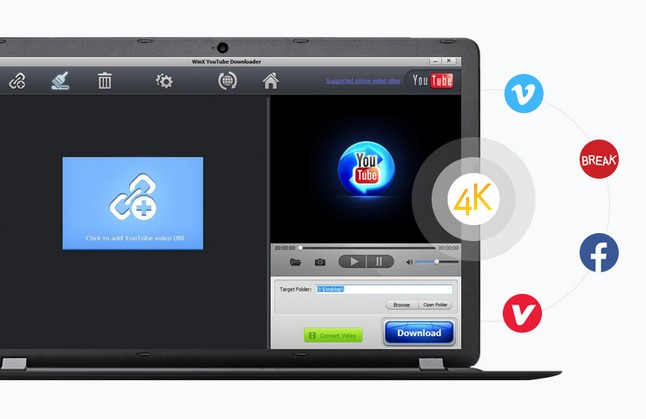 winxdvd youtube downloader gratuit