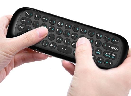 clavier sans fil wechip w1 pour android tv