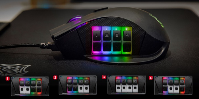 configuration souris gamer tt esports nemesis switch rgb