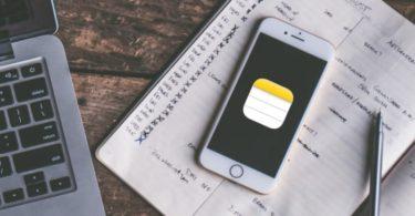 personnnaliser application notes iphone tweak customizedNotes