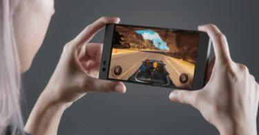 razer booster jeu video console sur smartphone