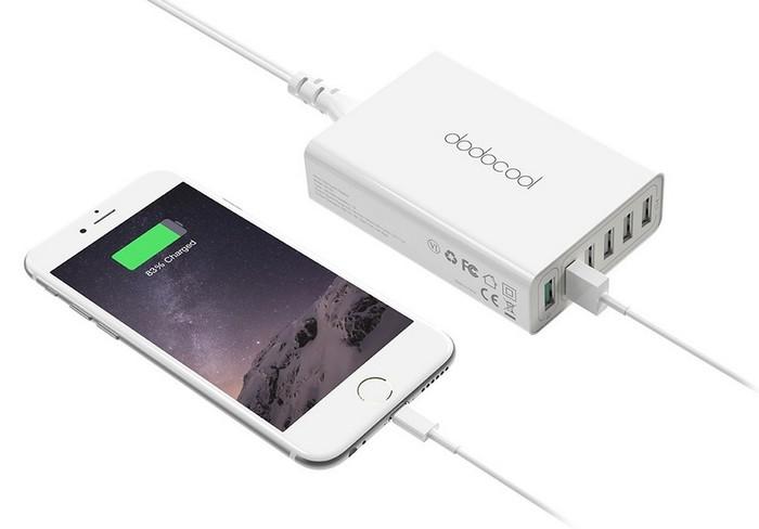 station recharge iphone dodocool da102