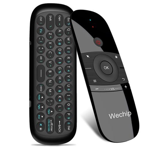 telecommande infrarouge et clavier wechip w1