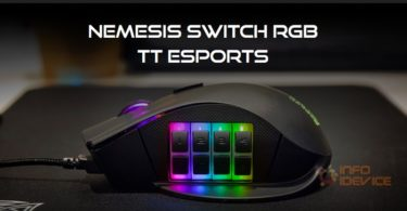 test souris gamer tt esports nemesis switch rgb
