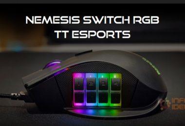 test souris gamer tt esports nemesis switch rgb