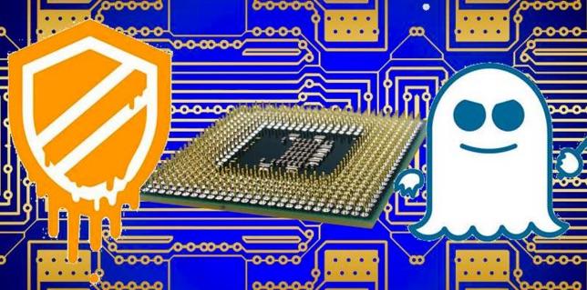 vulnerabilite spectre et meltdown processeur intel arm amd