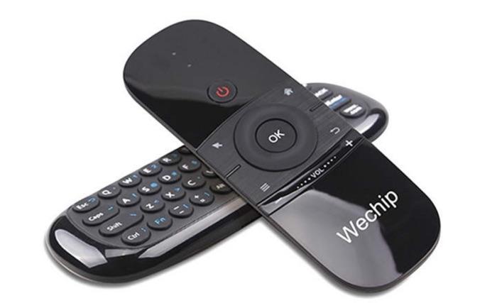 wechip w1 telecommande et clavier sans fil