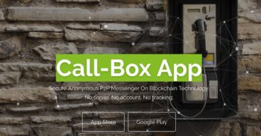 avis callbox messenger ios et android
