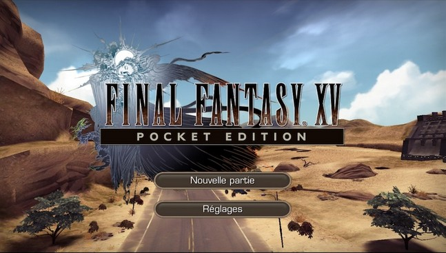 final fantasy xv pocket edition ios