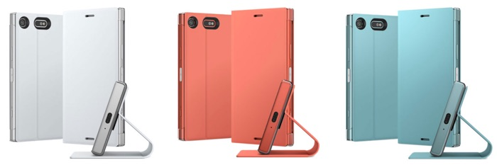 housse officielle sony xperia xz1 compact