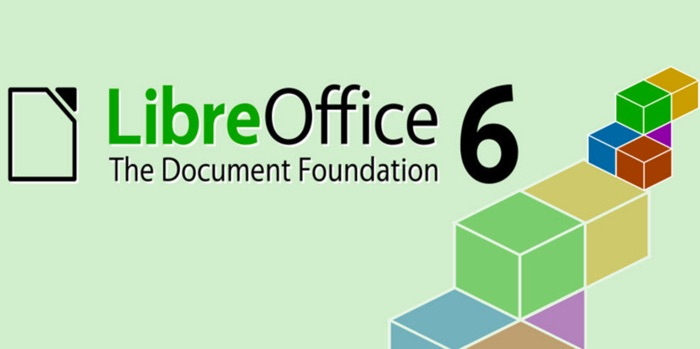 libreoffice 6 disponible pour mac  windows  linux et cloud
