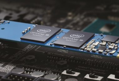 memoire optane intel