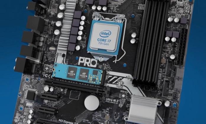 processeur i7 optane intel