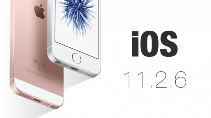 telecharger mise a jour ios 11.2.6