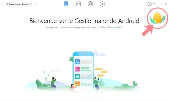 activer gratuitemet logiciel anytrans android mac et windows