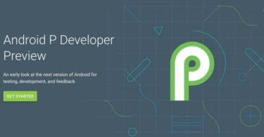 android p developper preview