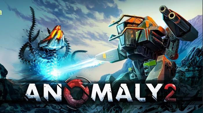 anomaly 2 disponible sur app store
