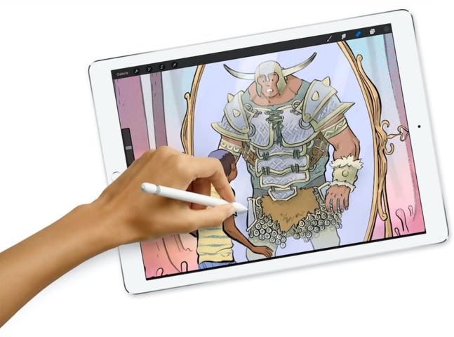 apple pencil compatible avec ipad entree de gamme