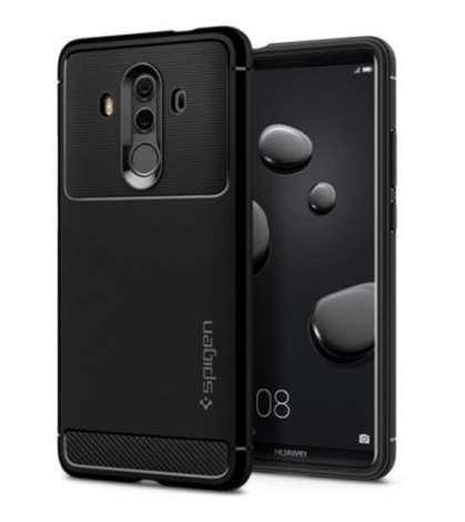 coque hawei mate 10 pro spigen rugged armor tough