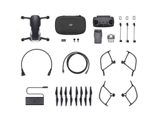 equipement drone dji mavic air