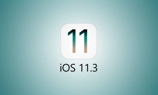 ios 11.3 version finale publique