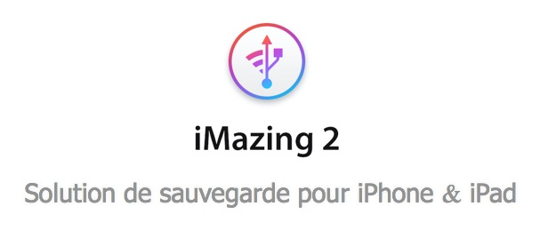 reduction logiciel imazing pour mac et windows