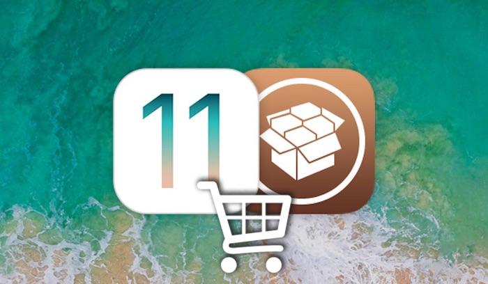 restaurer les achats dans cydia ios 11
