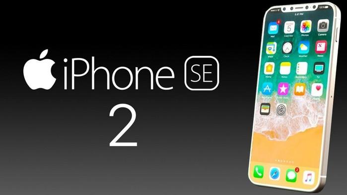 Apple Enregistre Un Nouvel Iphone Peut Etre Un Iphone Se 2