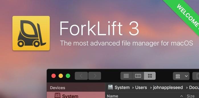 forklift 3.2.2 pour mac