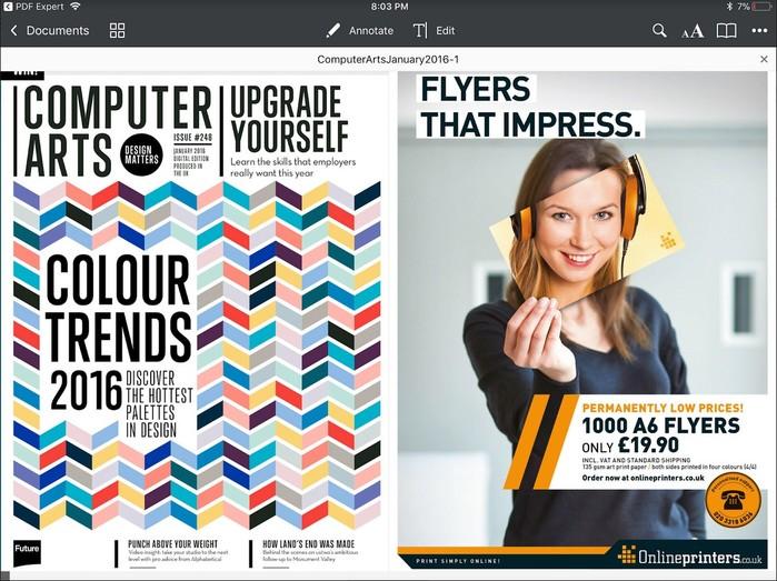 pdf expert version 6.3.0 pour ipad