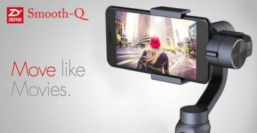 promotion stabilisateur zhiyun smooth q