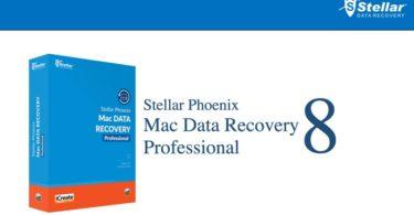 stellar phoenix mac data recovery pro 8