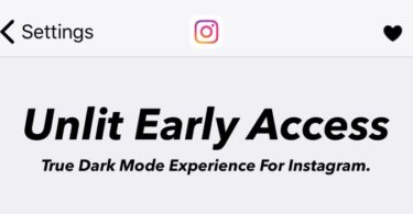 tweak unlit dark mode instagram
