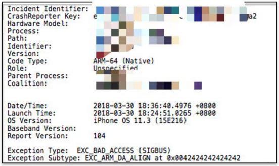 vulnerabilite zero day jailbreak ios 11.3