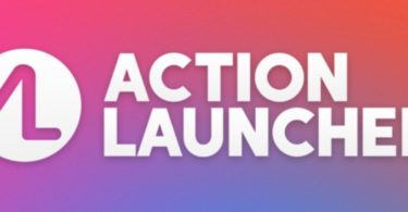 action launcher version 35 android p