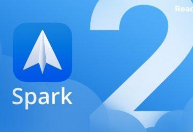 client mail spark 2 mac et ios