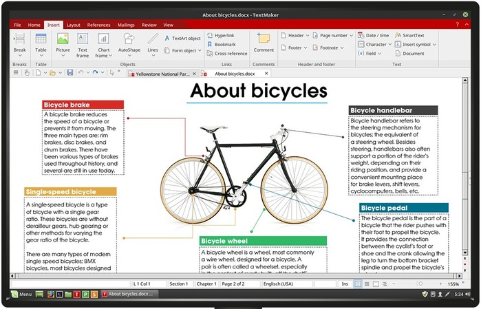 freeoffice 2018 compatible microsoft office
