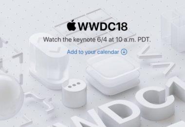 keynote apple wwdc 2018