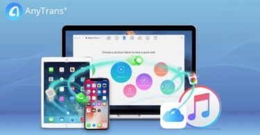 logiciel anytrans ios android
