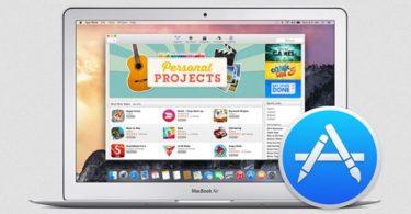 nouveau design du mac app store style ios 11