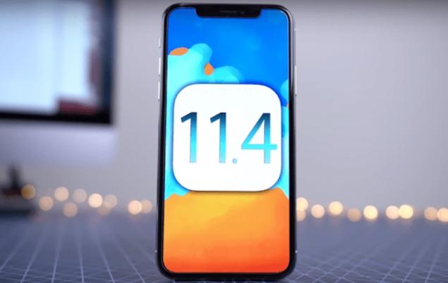 telecharger ios 11.4