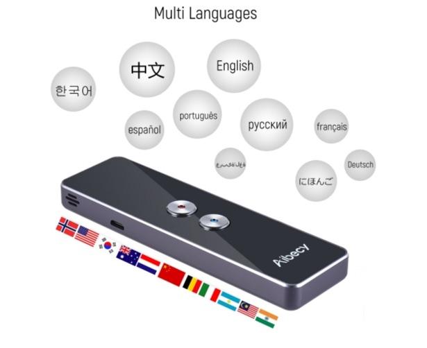 traducteur instantane multi langages aibecy