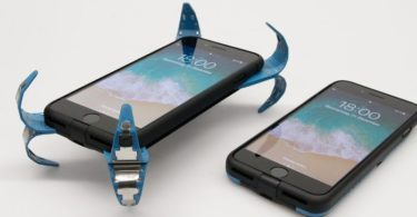 coque airbag pour iphone