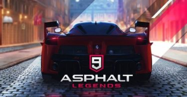 gameloft annonce asphalt 9 legends pour ios android windows