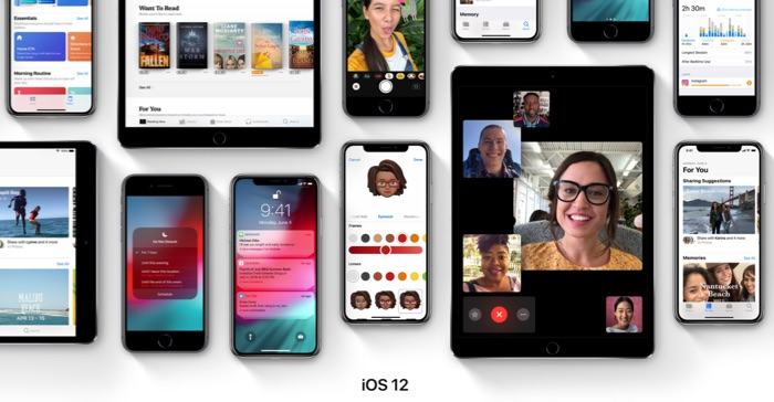 ios 12 more power for you