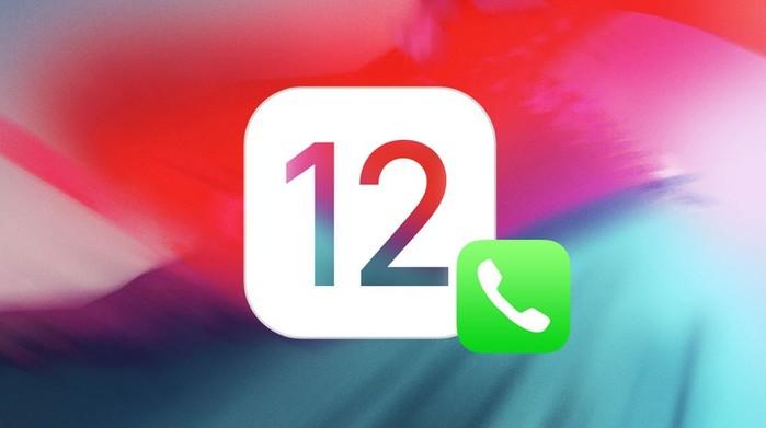 ios 12 signaler un appel ou SMS comme spam ou indesirable sur iphone