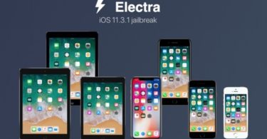 preparer son iphone au jailbreak electra ios 11.3.1