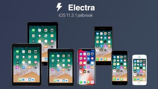 preparer son iphone au jailbreak electra ios 11.3.1