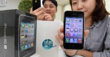 sk telink revend des iphone 3gs