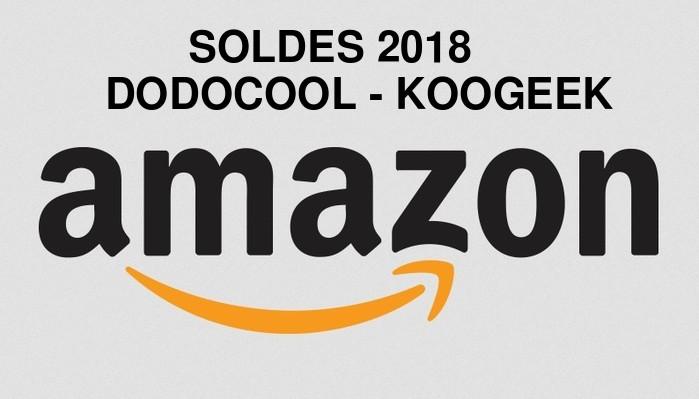 soldes amazon dodocool koogeek